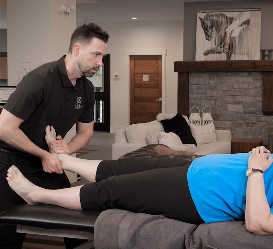 osteopathy langley
